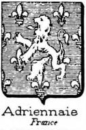 Adriennaie Coat of Arms / Family Crest 0