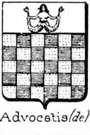 Advocatis Coat of Arms / Family Crest 0