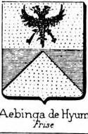 Aebinga Coat of Arms / Family Crest 3
