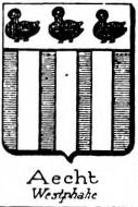 Aecht Coat of Arms / Family Crest 0