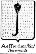 Aefferden Coat of Arms / Family Crest 0