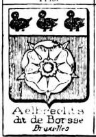 Aelbrechts Coat of Arms / Family Crest 0