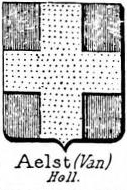 Aelst Coat of Arms / Family Crest 3