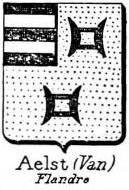 Aelst Coat of Arms / Family Crest 5