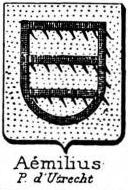 Aemilius Coat of Arms / Family Crest 0