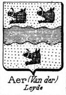 Aer Coat of Arms / Family Crest 0