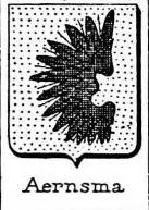 Aernsma Coat of Arms / Family Crest 1