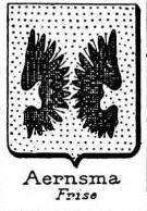 Aernsma Coat of Arms / Family Crest 0