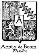 Aerts Coat of Arms / Family Crest 3