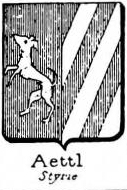 Aettl Coat of Arms / Family Crest 0