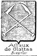Affaux Coat of Arms / Family Crest 0