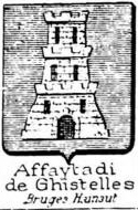 Affaytadi Coat of Arms / Family Crest 0
