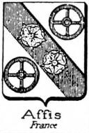 Affis Coat of Arms / Family Crest 0