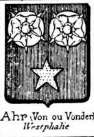 Ahr Coat of Arms / Family Crest 2