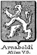 Arnaboldi Coat of Arms / Family Crest 1