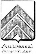 Autressal Coat of Arms / Family Crest 0