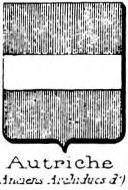 Autriche Coat of Arms / Family Crest 0