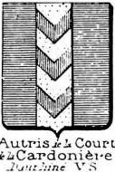 Autris Coat of Arms / Family Crest 0