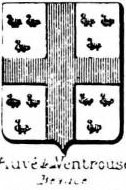 Auve Coat of Arms / Family Crest 2