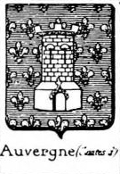 Auvergne Coat of Arms / Family Crest 4