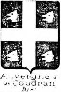 Auvergne Coat of Arms / Family Crest 5