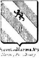 Auvet Coat of Arms / Family Crest 0