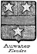 Auwater Coat of Arms / Family Crest 0