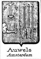 Auwels Coat of Arms / Family Crest 0