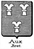 Aux Coat of Arms / Family Crest 2