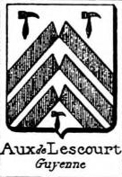 Aux Coat of Arms / Family Crest 7