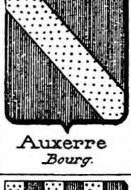 Auxerre Coat of Arms / Family Crest 0