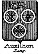 Auxilhon Coat of Arms / Family Crest 0