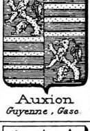Auxion Coat of Arms / Family Crest 0