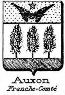Auxon Coat of Arms / Family Crest 0