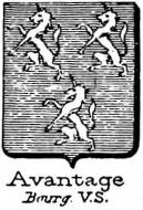 Avantage Coat of Arms / Family Crest 0