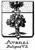Avanzi Coat of Arms / Family Crest 3
