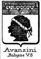 Avanzini Coat of Arms / Family Crest 0