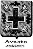 Avasto Coat of Arms / Family Crest 0