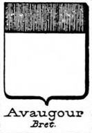 Avaugour Coat of Arms / Family Crest 1