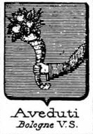 Aveduti Coat of Arms / Family Crest 0