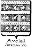 Avelal Coat of Arms / Family Crest 0