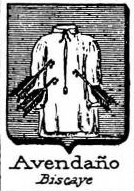 Avendano Coat of Arms / Family Crest 1