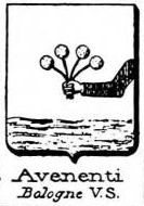 Avenenti Coat of Arms / Family Crest 0