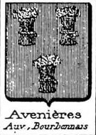 Avenieres Coat of Arms / Family Crest 0
