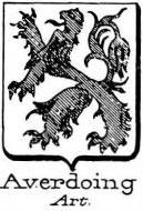 Averdoing Coat of Arms / Family Crest 0