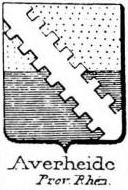 Averheide Coat of Arms / Family Crest 0