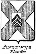Averwys Coat of Arms / Family Crest 0