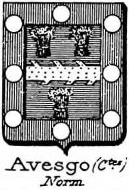 Avesgo Coat of Arms / Family Crest 0