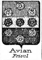 Avian Coat of Arms / Family Crest 0
