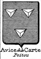 Avice Coat of Arms / Family Crest 0